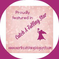 catch a falling star badge